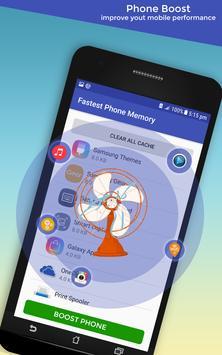 Phone Booster: Super Memory Cleaner App apk screenshot