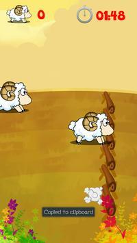 Help Sheep To Jump apk screenshot