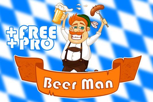Beer Man - Sepp's Adventures poster