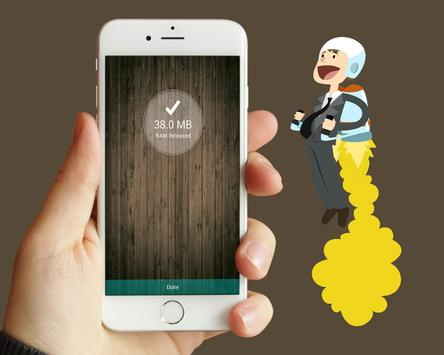 junk removal-boost phone screenshot 2