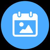 사진달력메모 icon