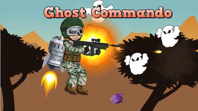 Ghost Commando poster