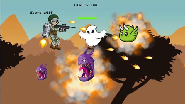 Ghost Commando screenshot 1
