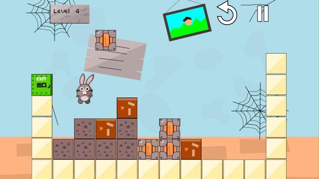 Little Rabbit Escape poster