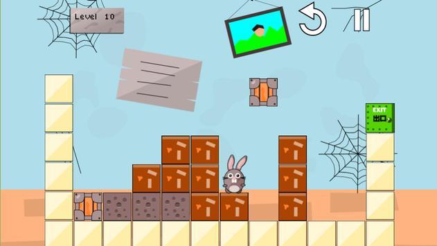 Little Rabbit Escape screenshot 1