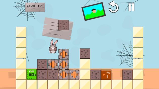 Little Rabbit Escape screenshot 3