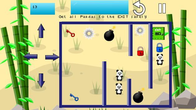 Save The Pandas apk screenshot
