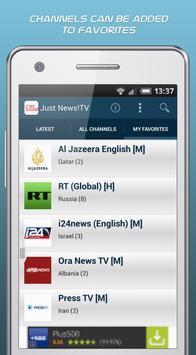 Just News!TV apk screenshot