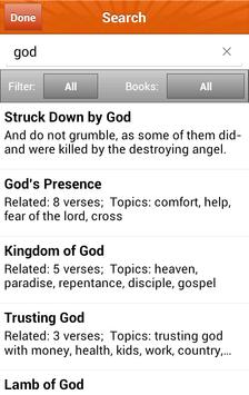 Bible +1 apk screenshot