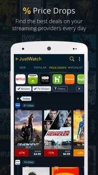 JustWatch screenshot 4