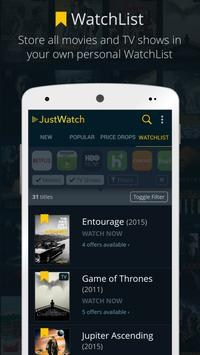 JustWatch screenshot 5