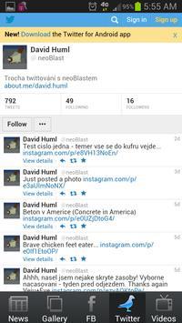 World According to David Huml screenshot 1