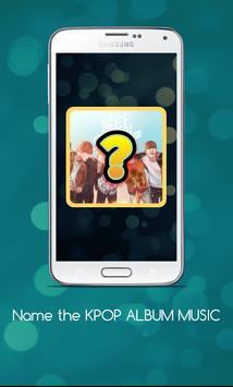 Name the KPOP ALBUM MUSIC screenshot 3