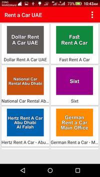 Rent a Car UAE - Dubai Cab Services for Android - APK Download