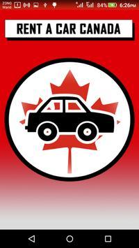 Rent a Car Canada poster