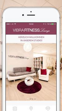 Vibra Fitness Lounge poster