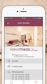 Vibra Fitness Lounge screenshot 2