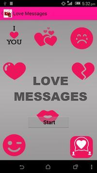 Love SMS Message, Romantic SMS apk screenshot