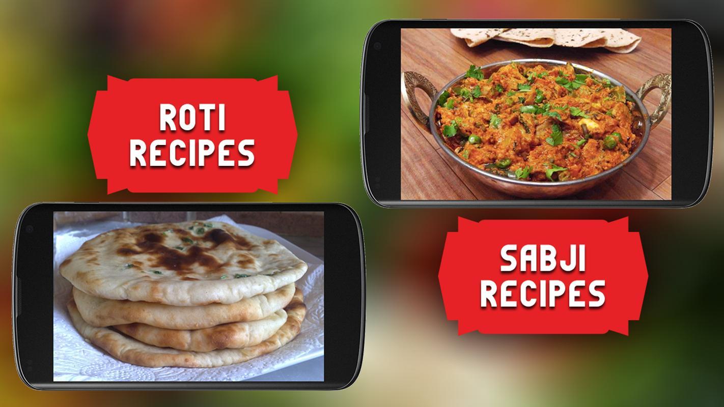 Hindi Recipe Book Apk Screenshot