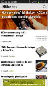 HDblog poster