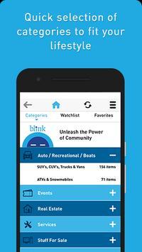 Just Blink - Local Shopping apk screenshot