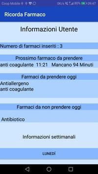 Ricorda Farmaco screenshot 1