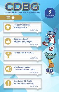 NotiEventos CDBG apk screenshot