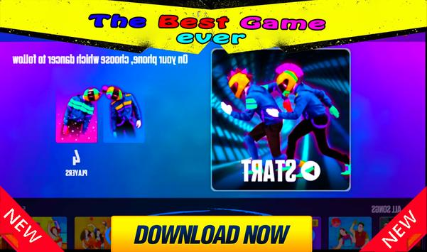 Best Just Dance Now 2017 Tips poster