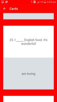 Just English apk screenshot