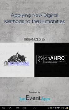 dhAHRC Workshop London June 27 screenshot 1