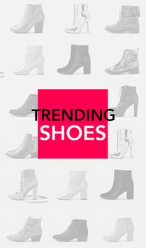 Trending Shoes : women boots poster