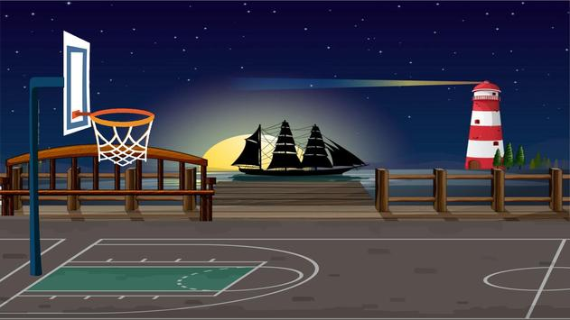 كرة السلة apk screenshot