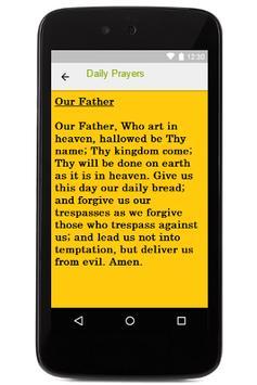 Daily Prayers screenshot 4