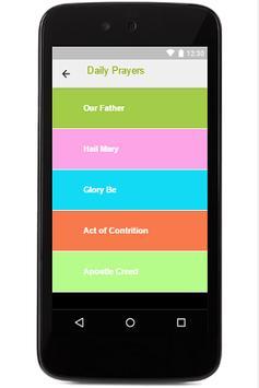 Daily Prayers screenshot 1