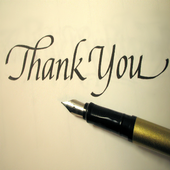 Thank You Cards and Quotes icon