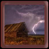 Night Storm Walk icon