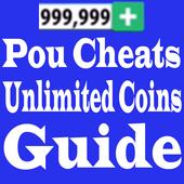 Unlimited Coins Pou Cheats icon