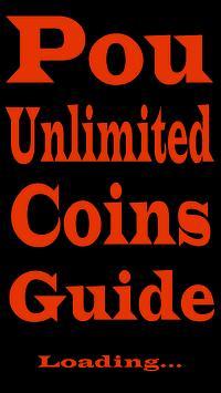 Unlimited Coins Pou Cheats poster