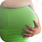 Tips for a healthy pregnancy icon