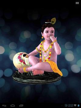 3d Little Krishna Live Wallpaper For Android Apk Download