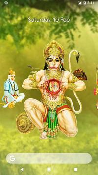 4D Hanuman poster