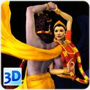 3D Radha-Krishna Rasa-Dance Live Wallpaper APK