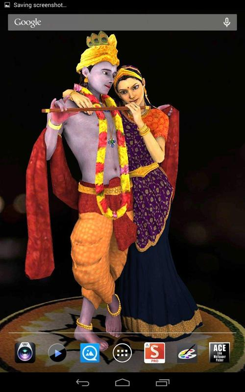 3d Radha Krishna Live Wallpaper For Android Apk Download