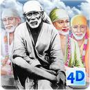 4D Sai Baba Live Wallpaper APK