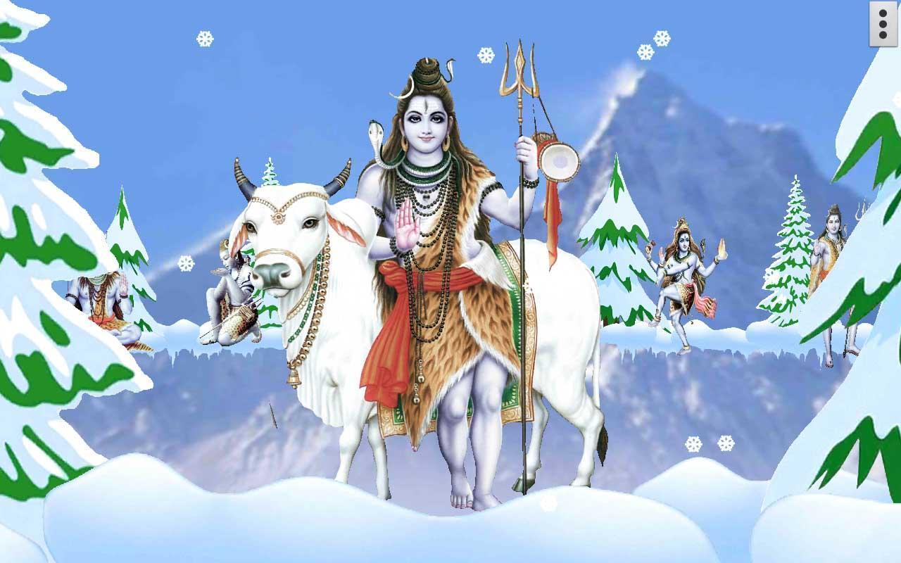 4D Shiva Live Wallpaper APK Download - Free ...