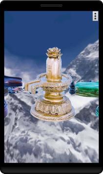 4D Shiva Lingam शिवलिंग - भगवान शिव Live Wallpaper apk screenshot