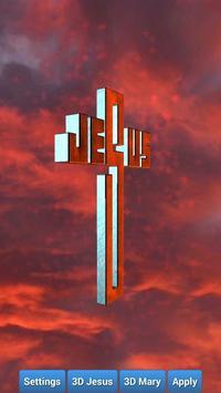 Holy Cross 3D Live Wallpaper Apk Screenshot