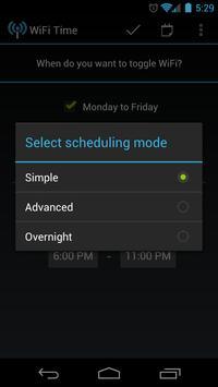 WiFi Time apk screenshot