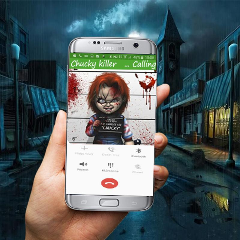 Call From Chucky Doll for Android - APK Download