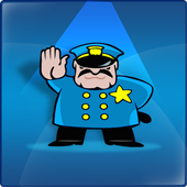 Stopped By The Fuzz icon